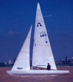 UK Sailmakers Soling Sails
