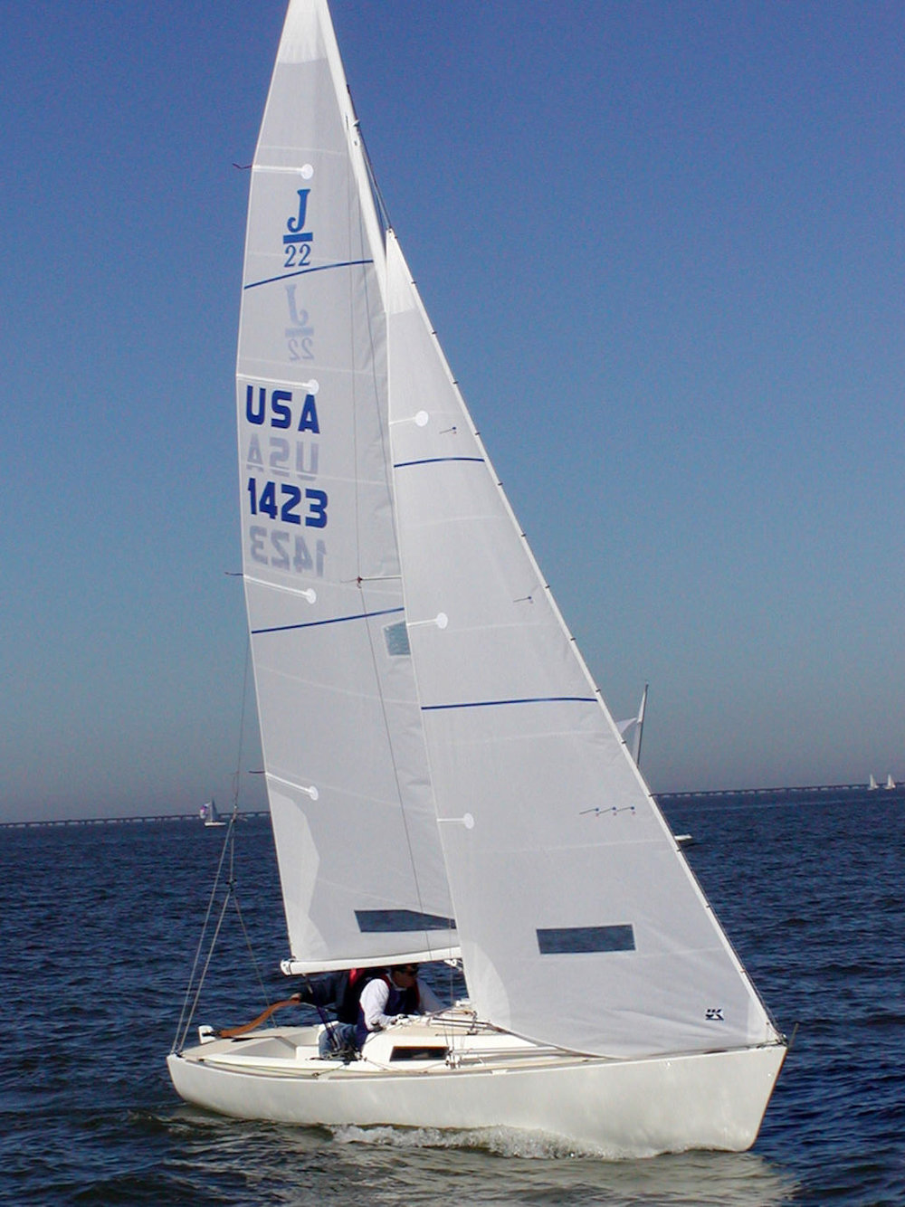 J/22 UK Sailmakers
