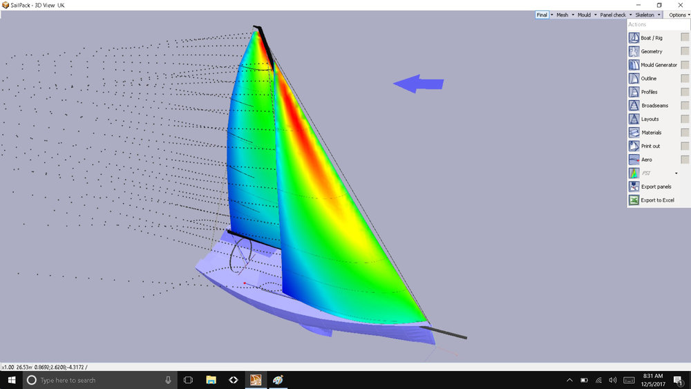 UK Sail Design