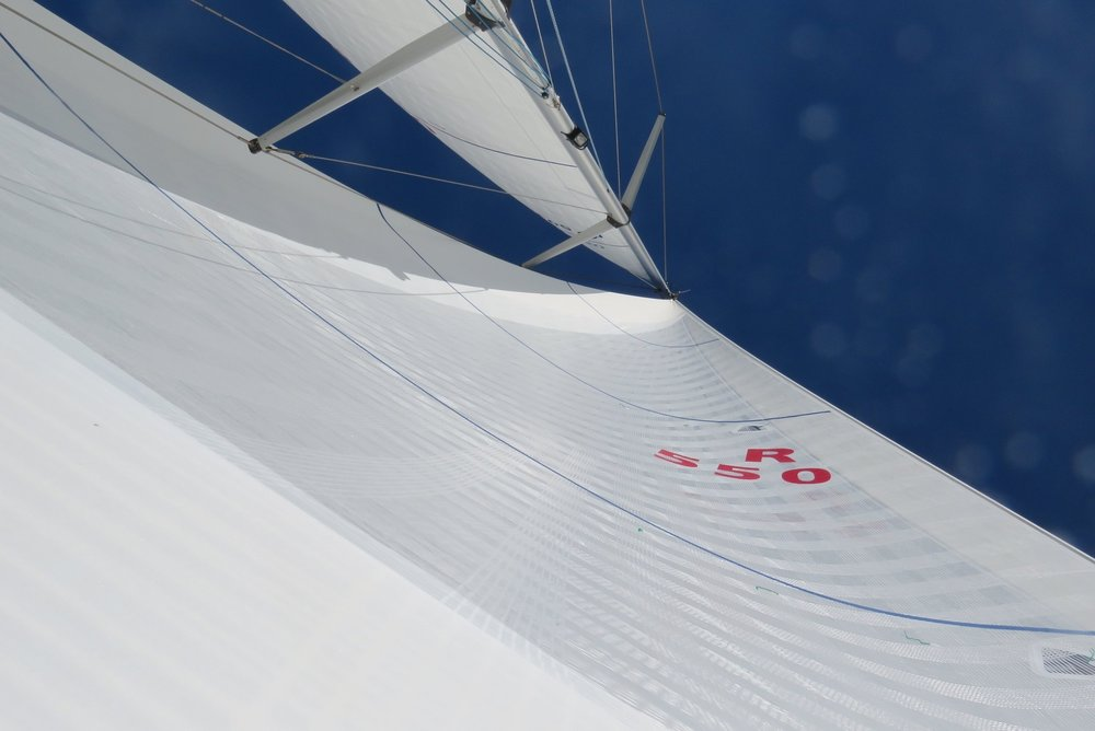 X-Drive Taffeta Endure   Description:   Loadpath tape-reinforced sail construction for performance cruising and club racing. Allows for an all white appearance.      Construction:   Extra lightweight cross-cut laminate panels reinforced with continuous single ribbon tapes.   Material:  Tapes  with Endumax (UHMWPE) ribbons run continuously across the sail in all directions to lock in sail shape. Nearly the same performance as carbon, with all benefits of Spectra & Dyneema.   Shape Stability:   ★★  ★★    Durability:   ★★★★    Shape after   500 hours:   Circa 80%      Price:   $$$$