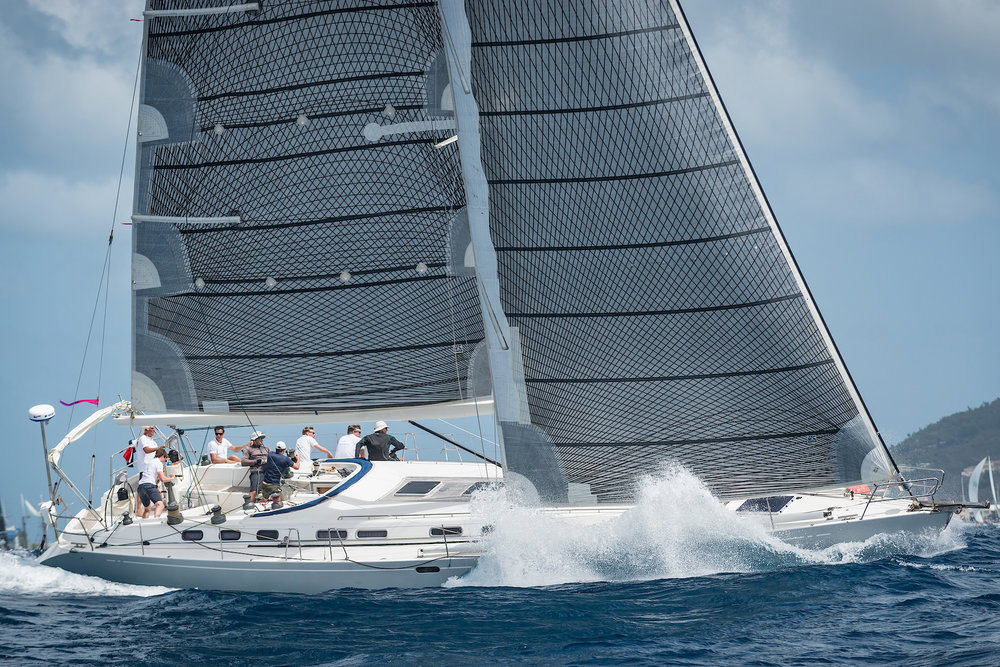 X-612 WITH NINE-YEAR-OLD UK SAILS WINS CLASS HEINEKEN REGATTA.jpg
