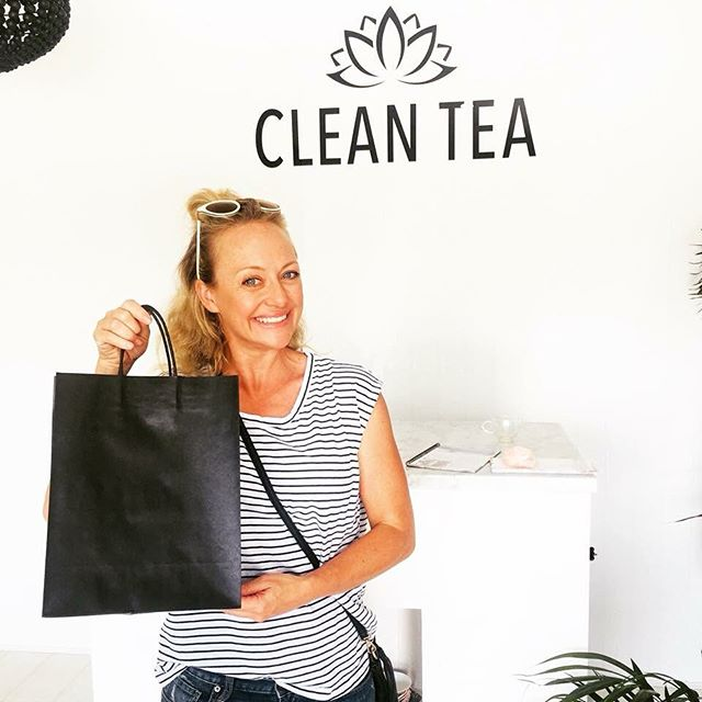 A big congratulations to past Pursue Your Passion attendee Jordana on the opening of her beautiful business @cleantea in Byron! We LOVE hearing stories like this!  Driven, passionate, inspired women following their passions and helping people to better health at the same time! Just like our incredible MC @shelleycraftofficial we can't wait to pop in for some Clean Tea goodness! Check it out!!