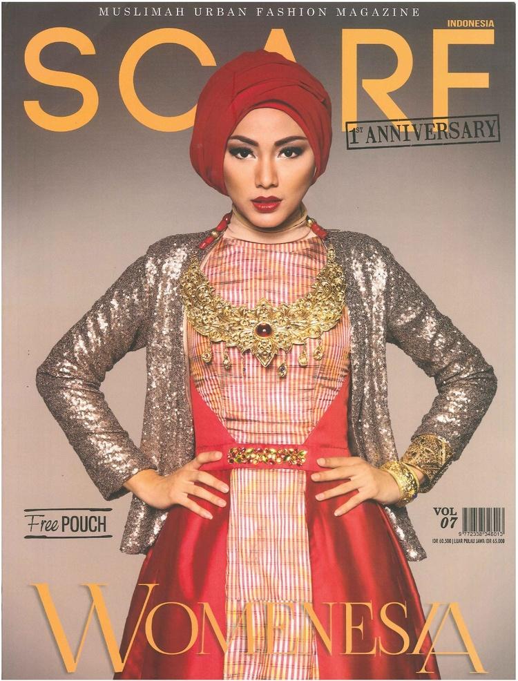 2014 - Scarf magazine.jpg
