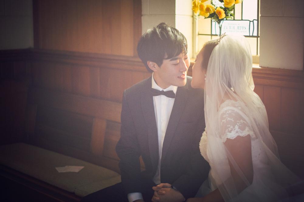 [married] Mook & Ashley, Camberwell Baptist Church
