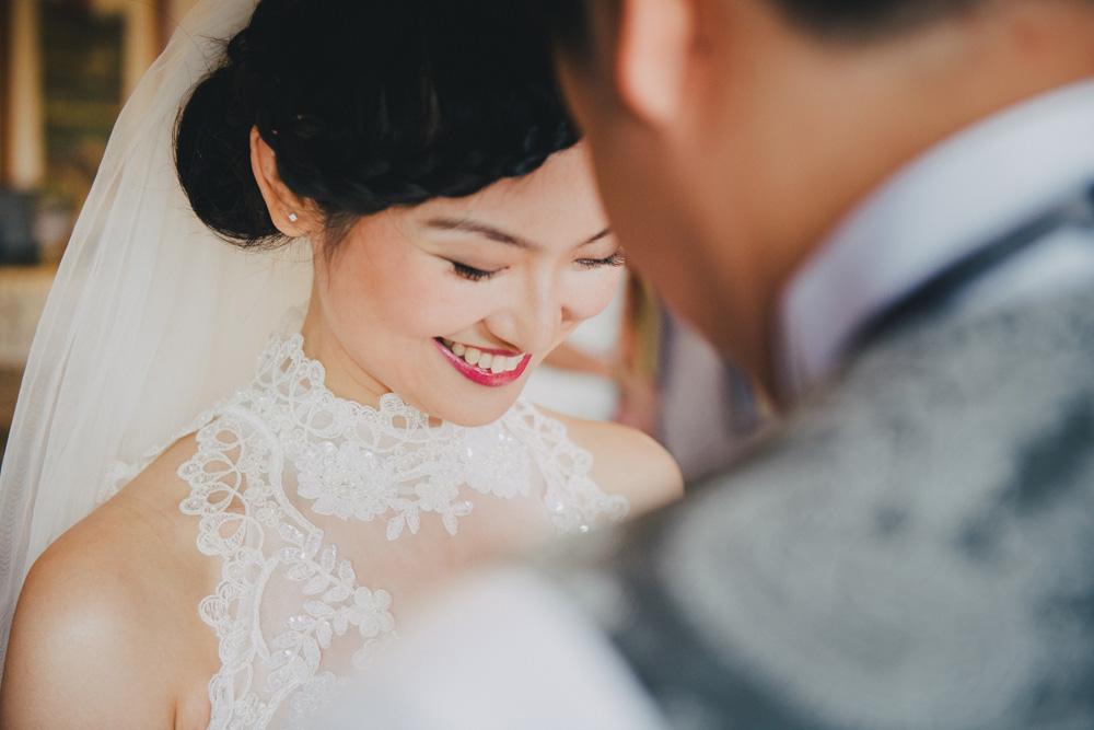 [pre-wedding] Andrew & Jie Ting, Fawkner Park