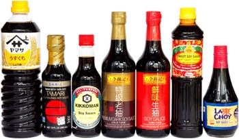 Shoyu is a fermented soy bean product.  There are tons of different kinds, with different flavor profiles.  Here in the U.S., we can only get a snapshot of the shoyu variation found in Japan.  Photo credit: http://www.seriouseats.com/2011/03/do-you-know-your-soy-sauces-japanese-chinese-indonesian-differences.html.