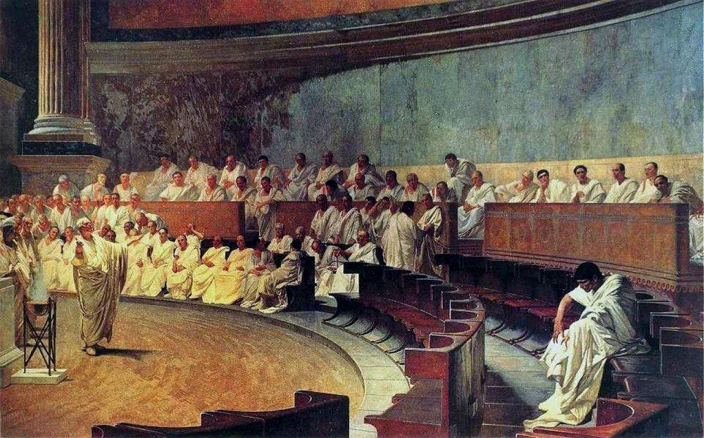 In the Senate.