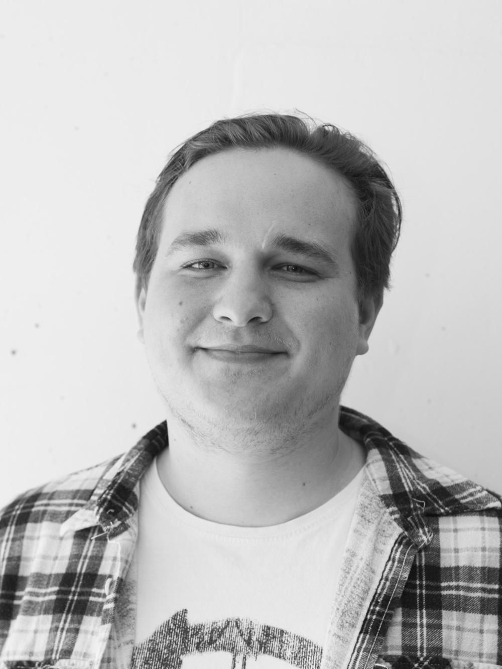 Patrick McGreevy - Producer