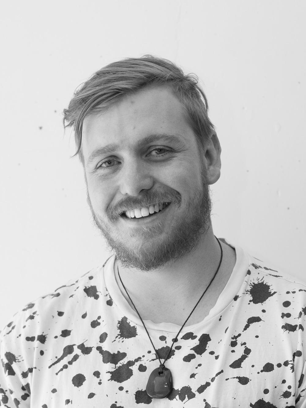 Robbie Maher - Festival Director