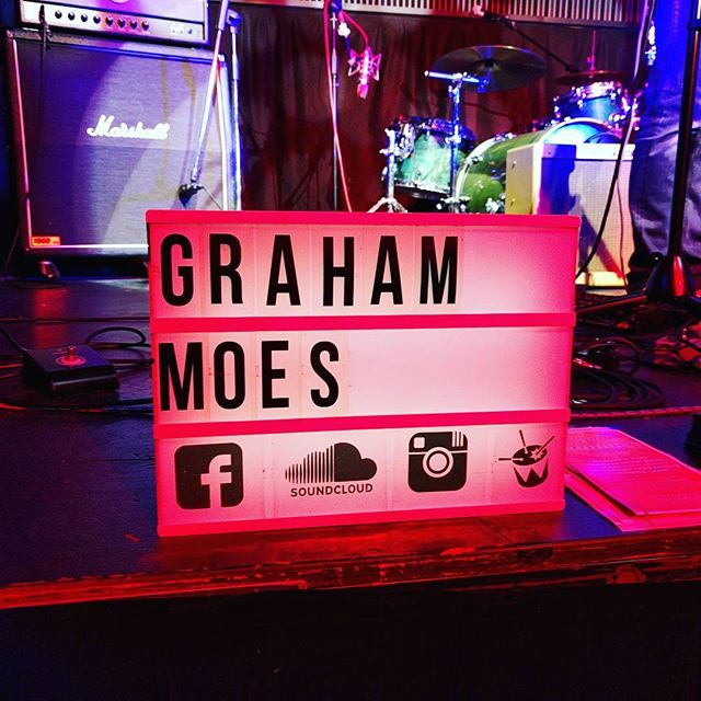 Again, Graham Moes everybody. If you aren't at the DIY Festival right now you are missing out. 🎂 #livemusic #grahammoes #diyfestival #livemusic #festival #brisbanemusicians #brisbanemusic #localmusic