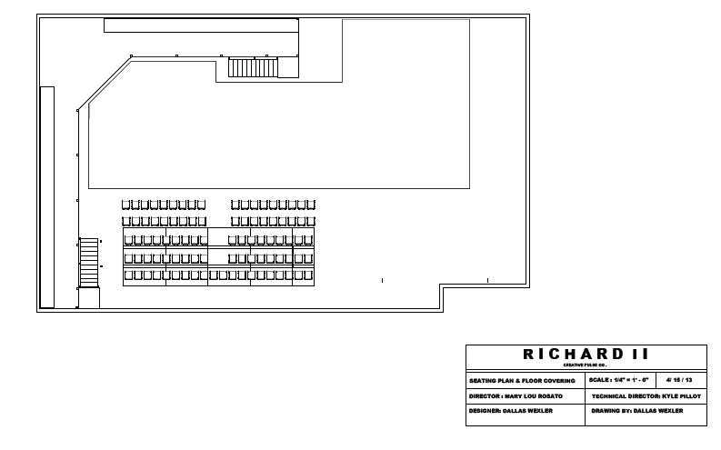 Audience Seating/Mezzanine