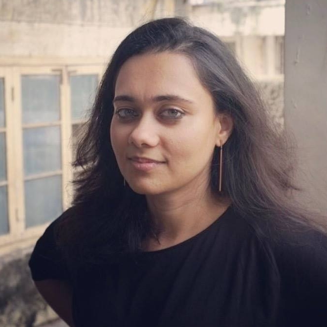 """Swapna Kurup  / writer-director  Swapna Kurup is a filmmaker of Indian origin currently based between New York and Dubai. She directs and edits most of her films, which include short documentaries, fiction, and video art. Swapna also works on commercial and corporate films for multi-national brands. Her video installations have been commissioned by Dubai Culture and have featured at the Sikka Art Fair, 2014, 2016 and 2018. Her short film """"Ranapakhara""""has featured at various international film festivals and is the recipient of the Best Documentary Film at Image Nation's Arab Film Studio 2017 and the Runners-up Audience Choice award at the Imagine Science Film Fest, Abu Dhabi."""