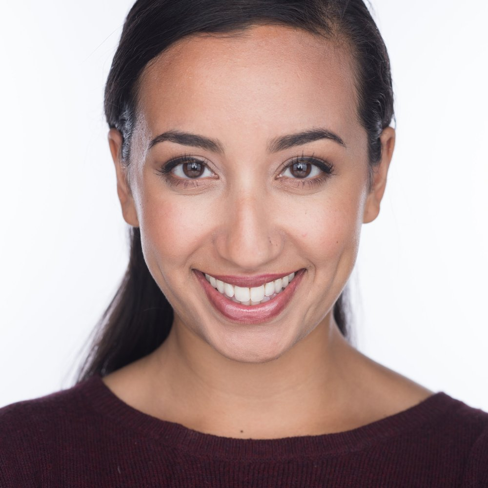 """Rita Sengupta  / actor  Rita Sengupta is an actor and comedian based in Brooklyn. She is passionate about telling intentional stories and uplifting the voices of the under-and-misrepresented. She has been featured in Buzzfeed, Glamour Magazine, and A Plus Media. One her favorite roles was portraying the historical bartender, Ada Coleman, in an immersive theater piece: """"Ruth and Ada at The Savoy."""" She studied at Atlantic Theater Company and is training at Upright Citizens Brigade. When she's not performing, she enjoys drinking craft and non-craft beers, running (living in Washington DC turned her into one those people), and reading memoirs about badass women.   www.ritasengupta.com"""