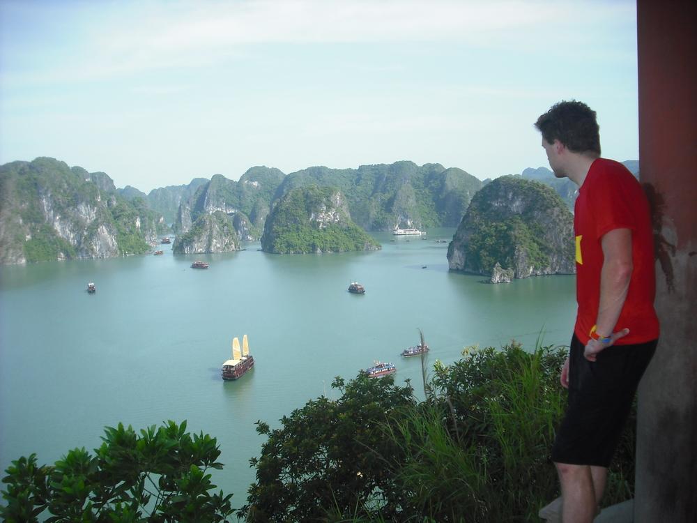 Ha Long Bay Observation Point