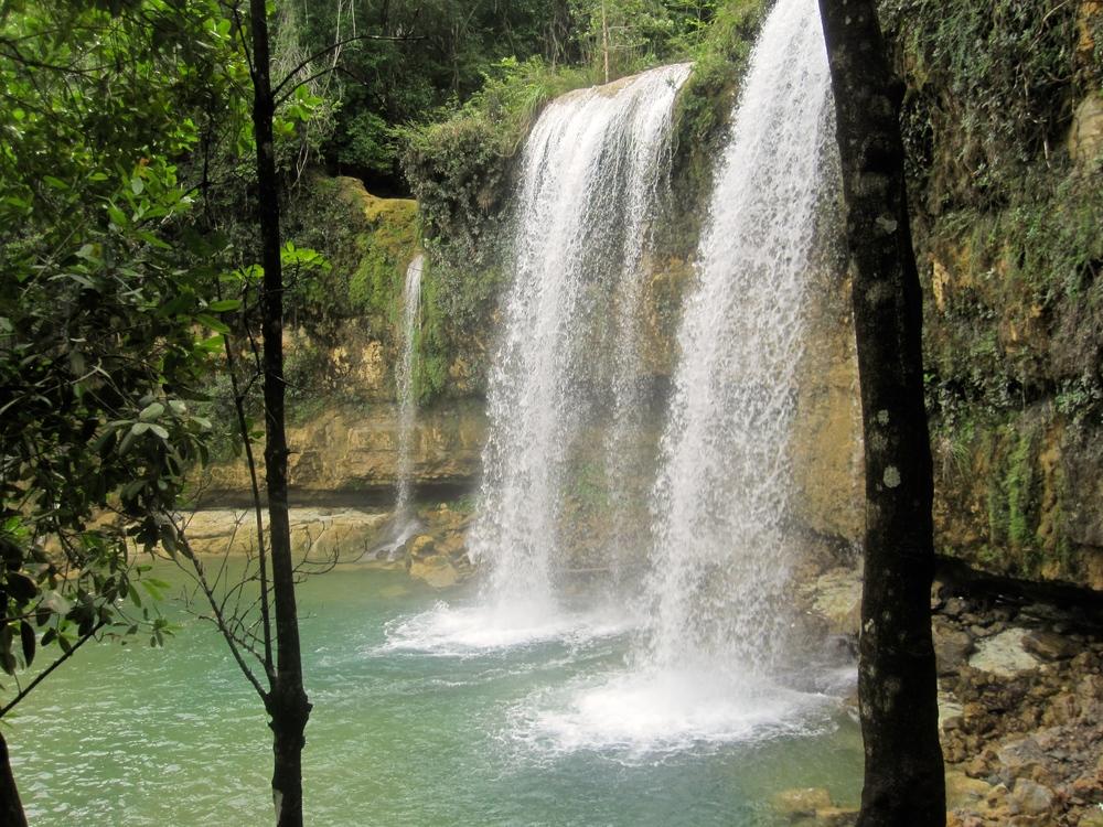 """El Limón"" Waterfall"