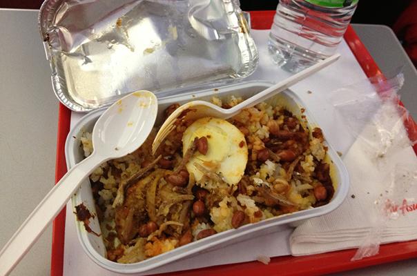 Breakfast Airasia
