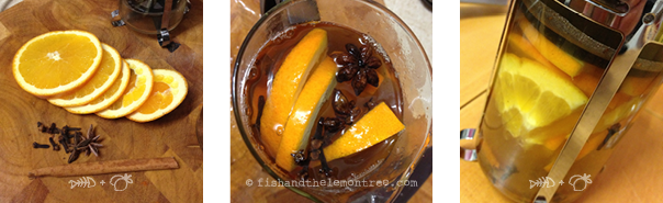 Spiced Orange Hot Toddy - Amie Mason copyright 2013