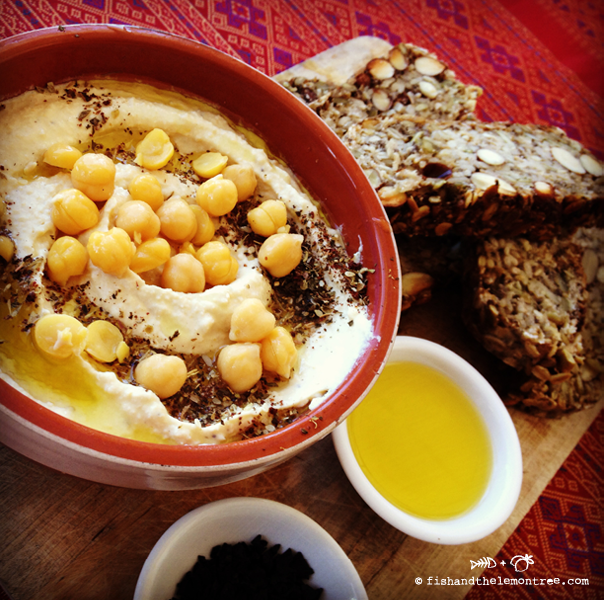 Hummus - Amie Mason copyright 2013