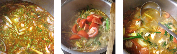 Tom Yum Soup - Amie Mason copyright 2013