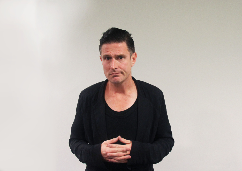 Wil Anderson. Photographed by Chris Mason