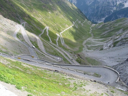 The col du tourmalet