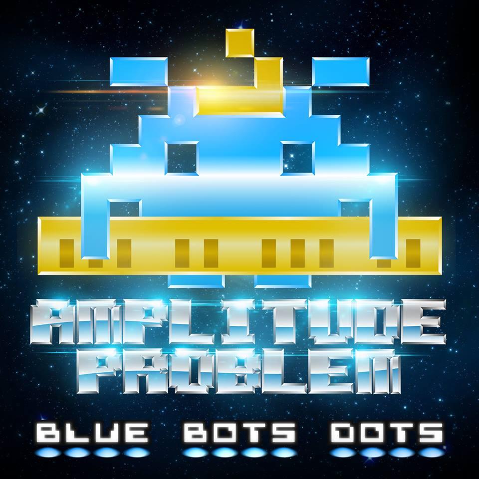 Blue Bots Dots cover