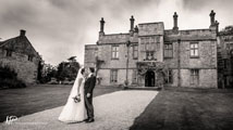 Tissington Hall Wedding Photographer