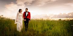 Donington Park Farm House Wedding Photography