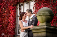 Wedding Photographer at Callow Hall, Derbyshire.