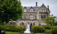Wedding Photographer at Birdsgrove House, Derbyshire.