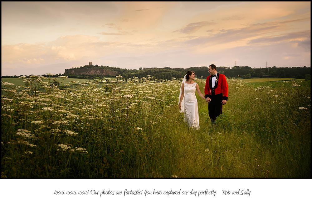 Staffordshire Wedding photographer