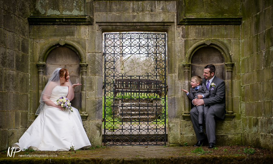 Risley Hall Wedding Photographer