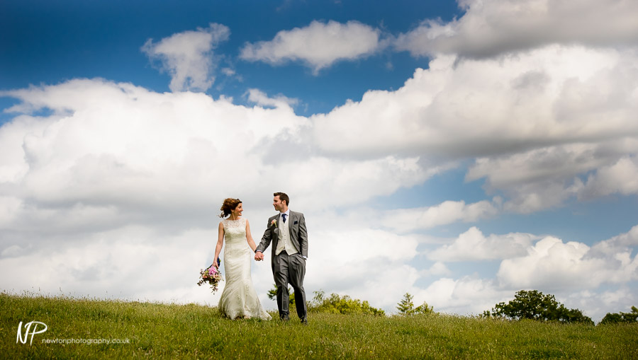 Surrey Wedding Photographer Burrows Lea Country House