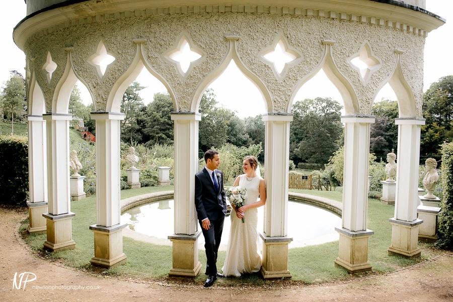 Painswick Roccoco Gardens Wedding Photography