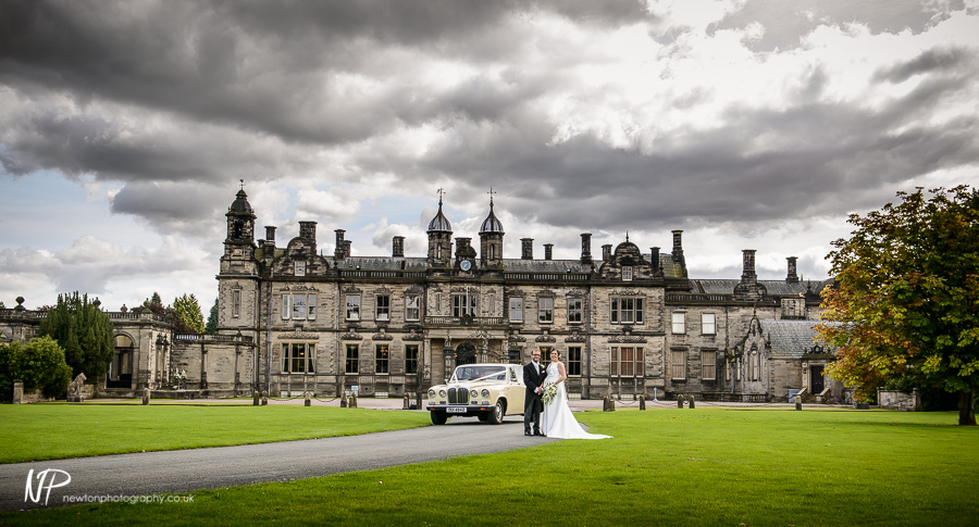 Sandon Hall Wedding Photography