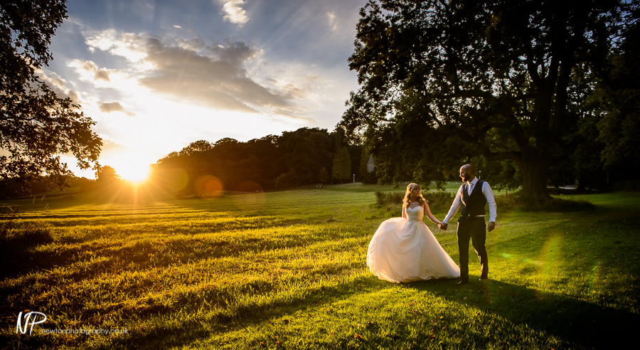 Jamie and Rebecca's Wedding Photography at Callow Hall, Derbyshire.
