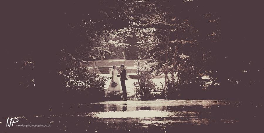 Elvaston Castle Wedding Photographer Derbyshire