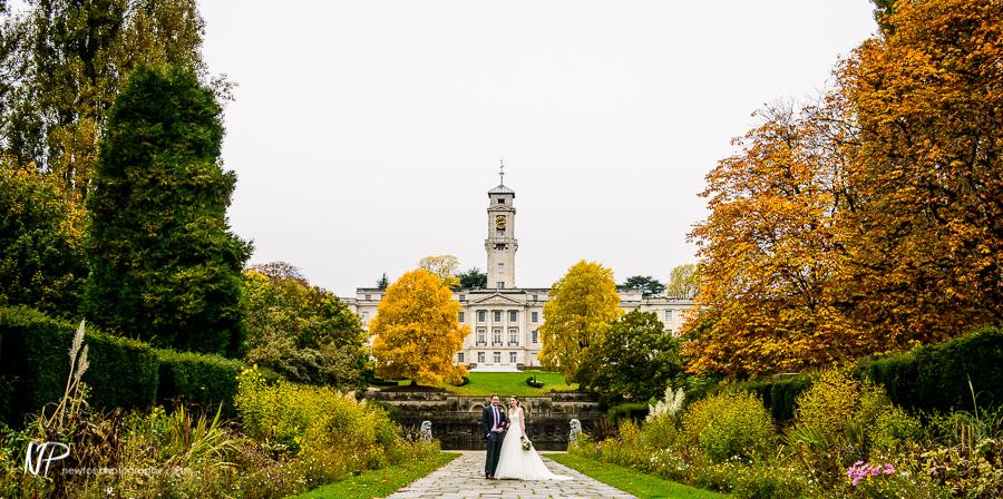 Nottingham University Wedding Photography