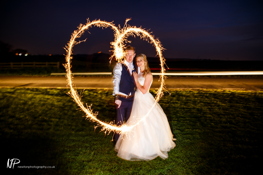 Donington Park Farmhouse Wedding Photography