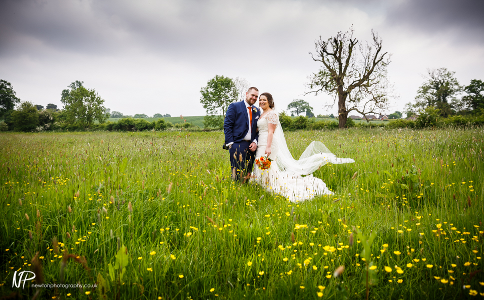 The Farmhouse Hackworth Wedding Photography