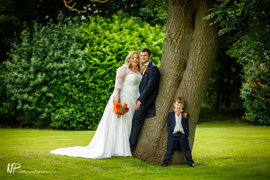 Newton House Wedding Photography Derbyshire