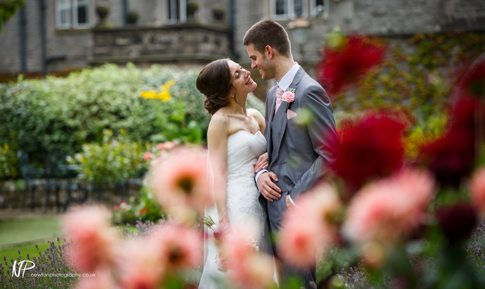 Callow Hall Ashbourne Derbyshire Wedding Photography