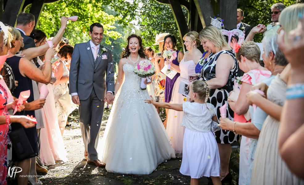 Nottingham Wedding Photographer at Thrumpton Hall