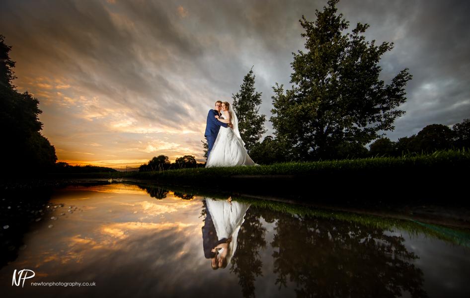 Risley Hall Hotel Wedding Photography Derbyshire