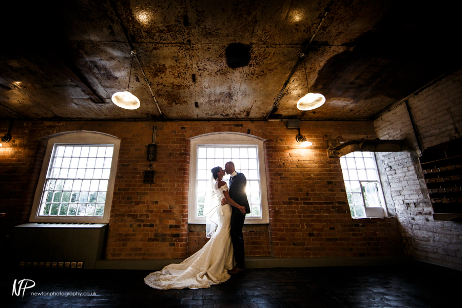 Robert and Laura's Wedding Story at St Wystans Church, Repton and The West Mill, Darley Abbey Mills, Derby.