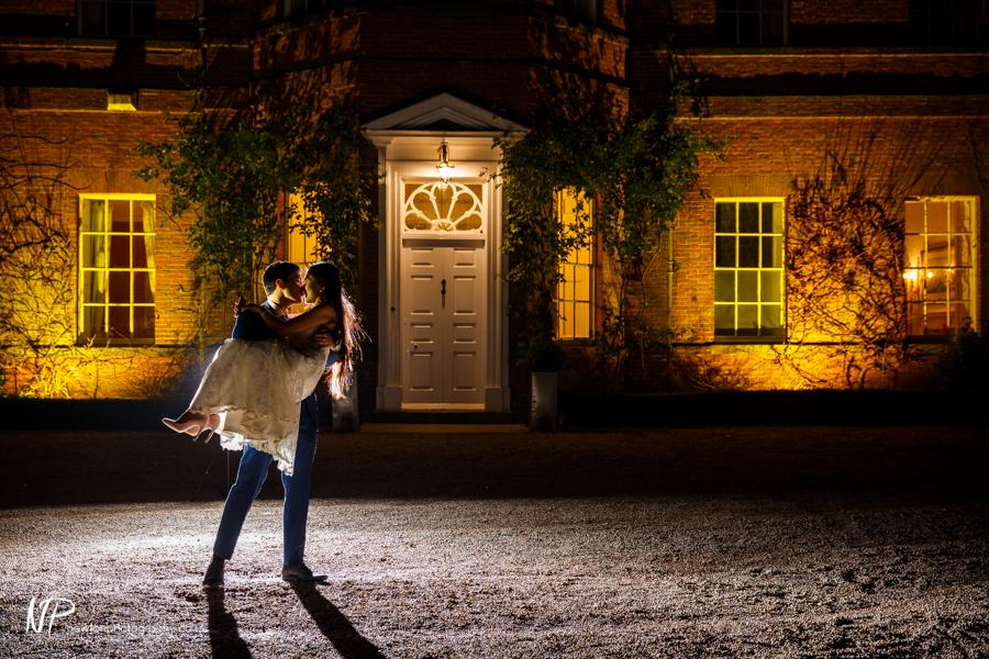 Hayden and Sunmi's Wedding Story at Norwood Park, Nottinghamshire.