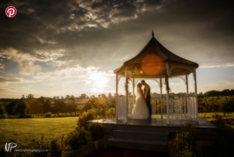 Wedding Photographer at Shottle Hall Derbyshire.