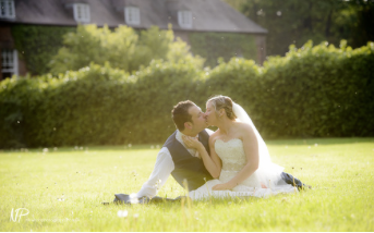 Wedding Photography at Risley Hall, Derbyshire.