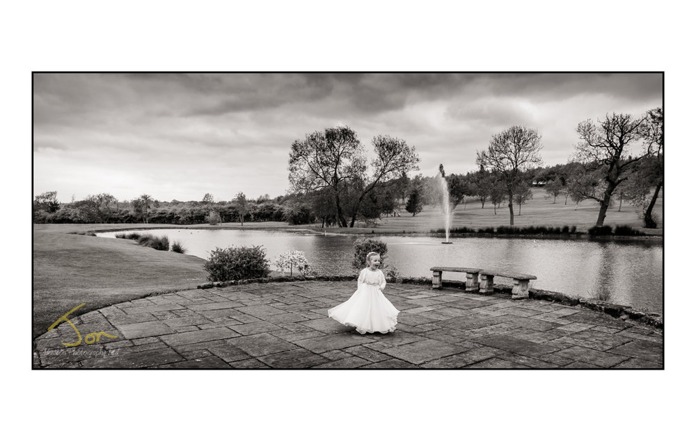 Wedding Photographer at Horsley Lodge