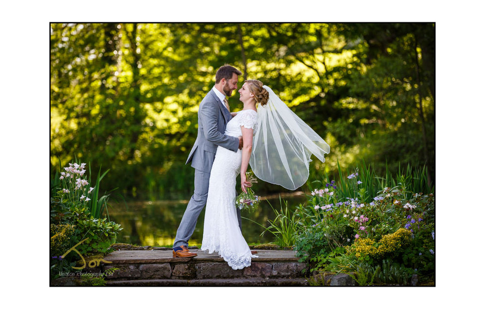 Wedding Photography The Ashes Barns Staffordshire